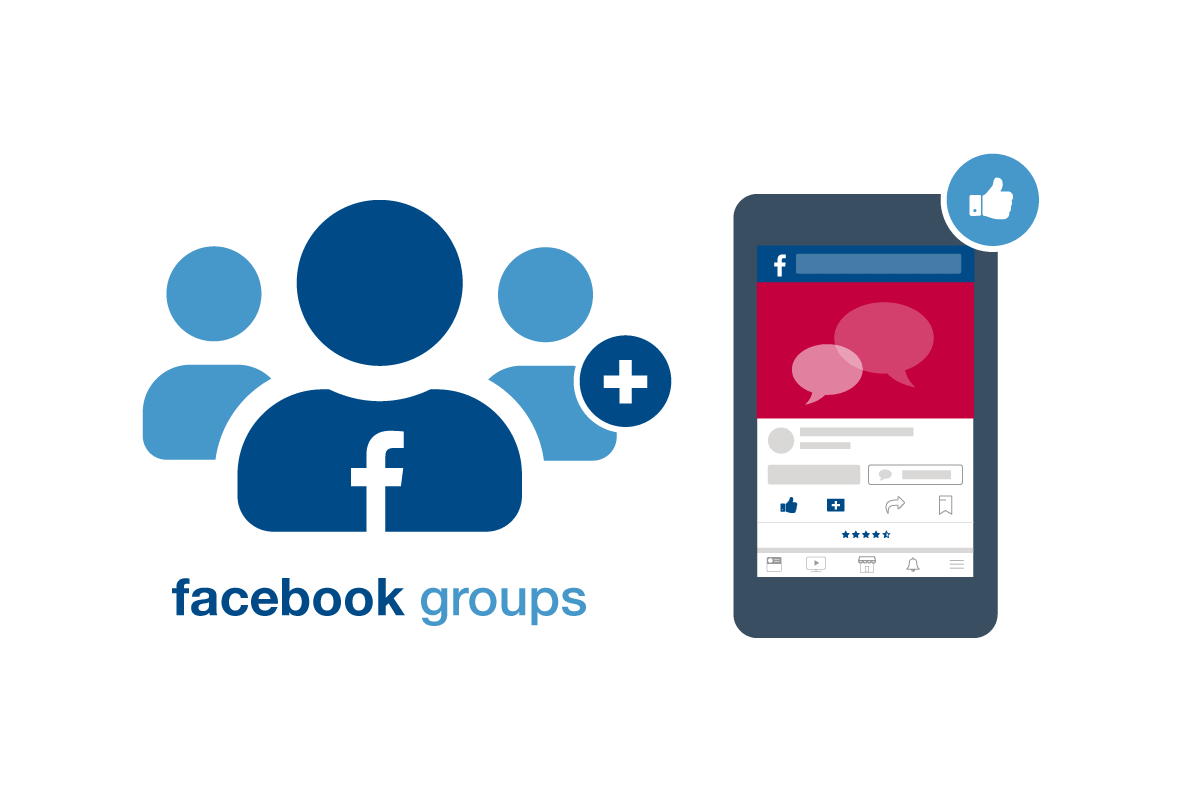 How to get members from private Facebook Groups